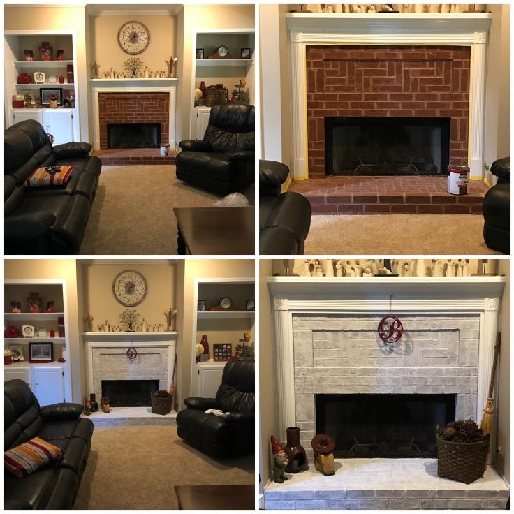 Fireplace DIY